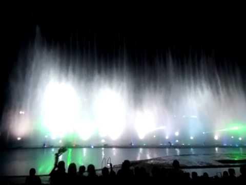 Musical Fountain Show @ Manila Ocean Park