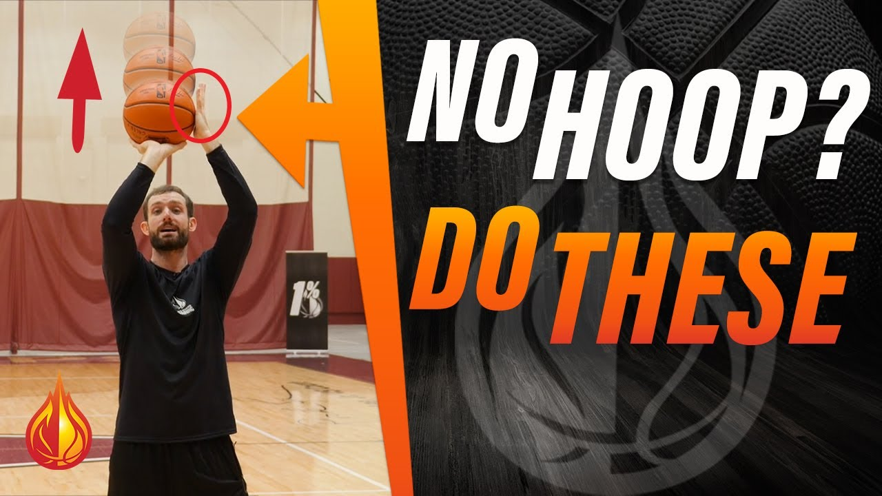 How To Become A Better Shooter...Without A Hoop?