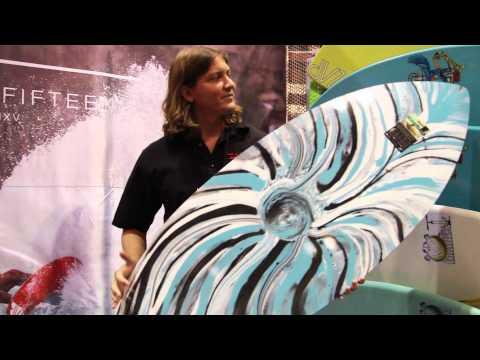 2015 Zap Skimboards Board Line: Surf Expo