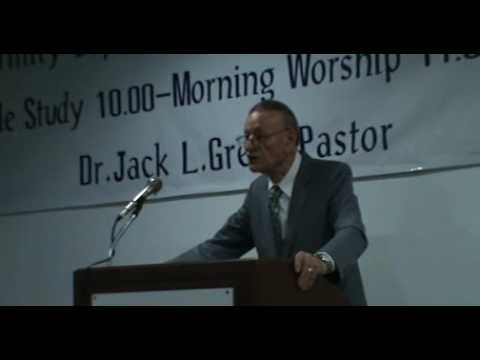 Why God does not answer your prayers r  Jack L  Green Jan  22 1017