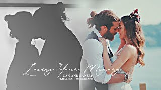 can and sanem | losing your memory. 1x51 [+khaleesiwonderland]