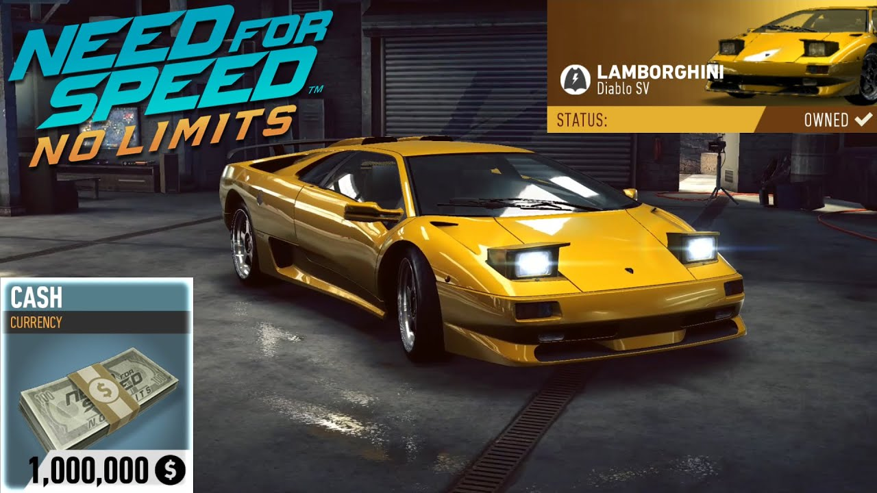 Need For Speed No Limits Devils Run Day 7 Street Legend Lamborghini