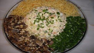 Салат из курицы по-корейски