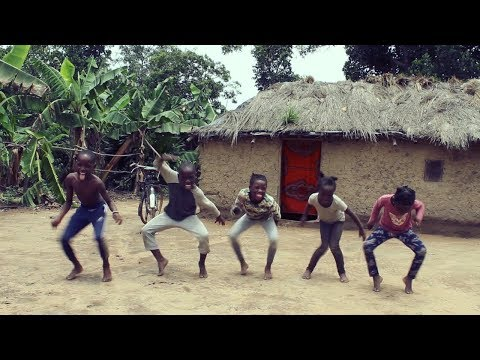 Masaka Kids Africana Dancing I Love You Africa (Official Music Dance Video #2)