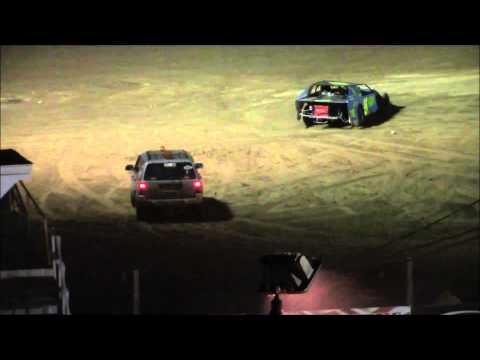 Butler Motor Speedway UMP Modified Feature 9/19/15
