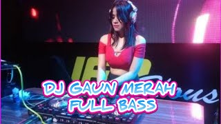 Download DJ GAUN MERAH | TERPURUK AKU DIDALAM LEMBAH CINTA | TIKTOK VIRAL 2020