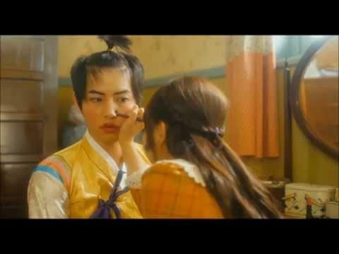 """Киноны гоё хэсэг"" №4 ""A werewolf boy"" OST funny scene"