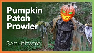 Pumpkin Patch Prowler Animatronic Decoration - Spirit Halloween Store - Unboxing, Assembly & Review