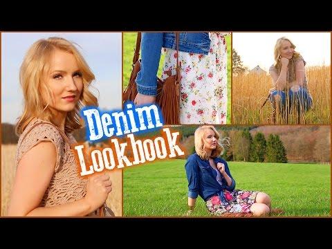 Spring/Summer DENIM LOOKBOOK