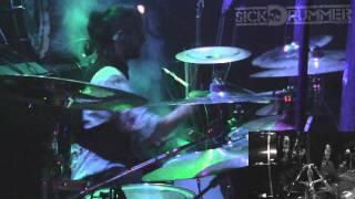 Fleshgod Apocalypse - Francesco Paoli - The Violation - Filmed at DNA Lounge YouTube Videos