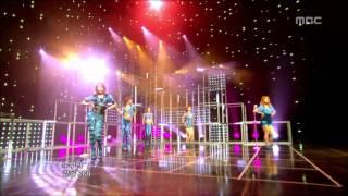 KARA - Step, 카라 - 스텝, Music Core 20111001 thumbnail