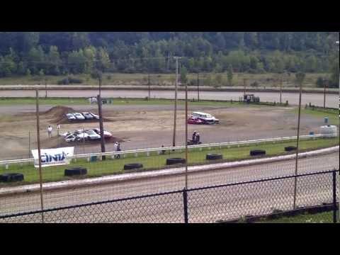 Quad Tricks @ Pittsburgh Pennsylvania Motor Speedway 2012