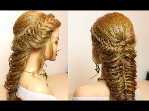 Cute Braids Hairstyles for Long Hair Tutorial
