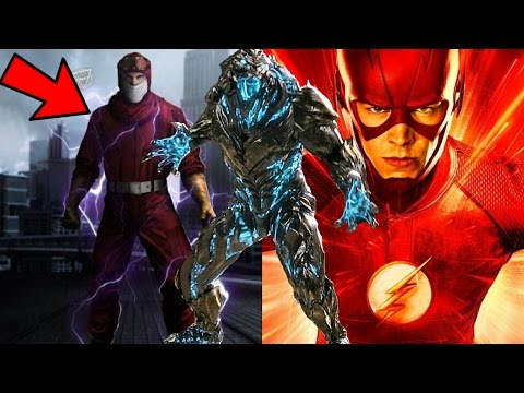 Accelerated Man to Teach Barry How to Defeat Savitar?!? - The Flash Season 3