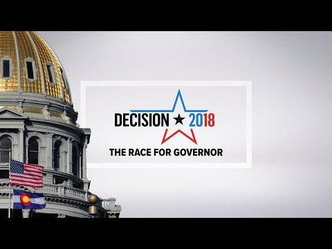 Decision 2018: The race for governor. Democrats pre-assembly debate