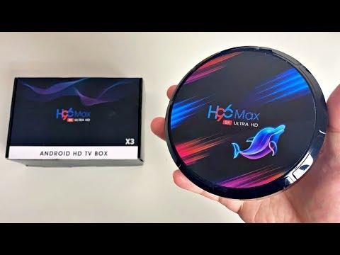 H96 MAX X3 - Full Android TV Box 4K UHD - S905X3 / 4GB+128GB - Any Good?