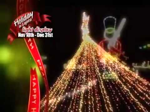 Holiday in Lights at Sharon Woods-Short - YouTube
