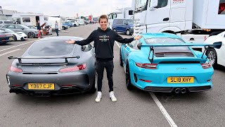 GT3 RS Thought He Was Faster! *DESTROYED*
