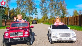 Driving in My Car Nursery Rhymes Song with lyrics