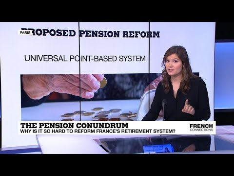 Pension conundrum: Why