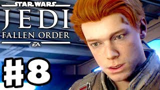 Star Wars Jedi: Fallen Order - Gameplay Walkthrough Part 8 - Captured and Forced to Fight! (PC)