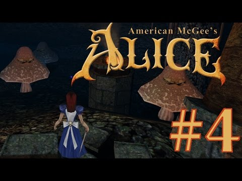 American McGee's Alice Playthrough part 4