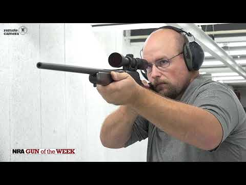 NRA Gun Of The Week: Henry Repeating Arms Long Ranger Rifle