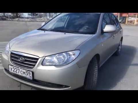 """""""С"""" класс за 300. Обзор Hyundai Elantra IV"""