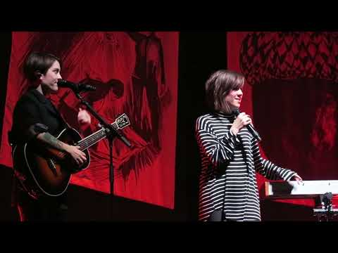 10/22 Tegan & Sara - Forgetting Words +Nineteen  @ The Theatre at Ace Hotel, L.A. 10/23/17