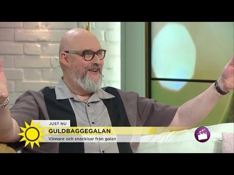 """Här är vinnarna och snackisarna från Guldbaggegalan: """"Bästa filmåret på länge"""" - Nyhetsmorgon (TV4)"""
