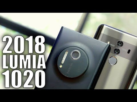 Nokia Lumia 1020 in 2018: Can this Zeiss phone camera still compete?