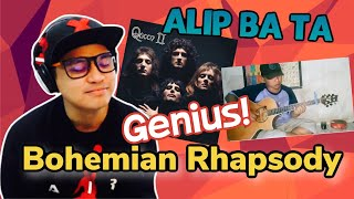 ALIP BA TA covers Bohemian Rhapsody Reaction
