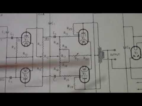Смотрите сегодня Homemade EL34/6ca7 Push Pull Tube amplifier with