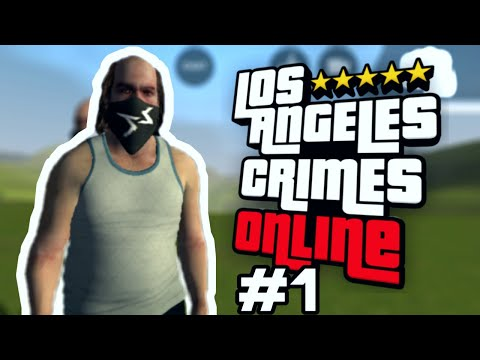los Angeles Crime Andriod Gameplay 2020