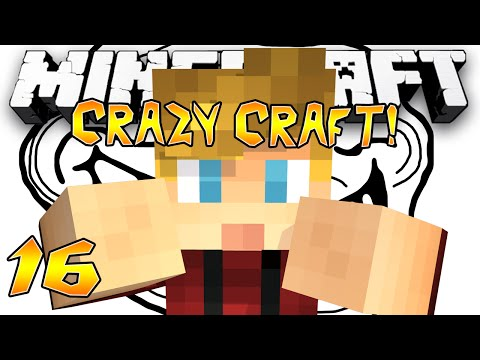 """TROLLING LACHLAN!"" - Crazy Craft 2.1 (Minecraft Modded Survival) - #16"