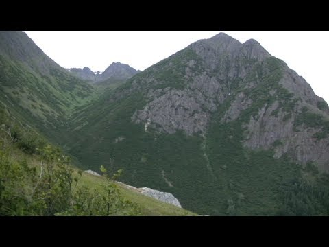 Virtual Alaska Journey, high country, Cook Inlet