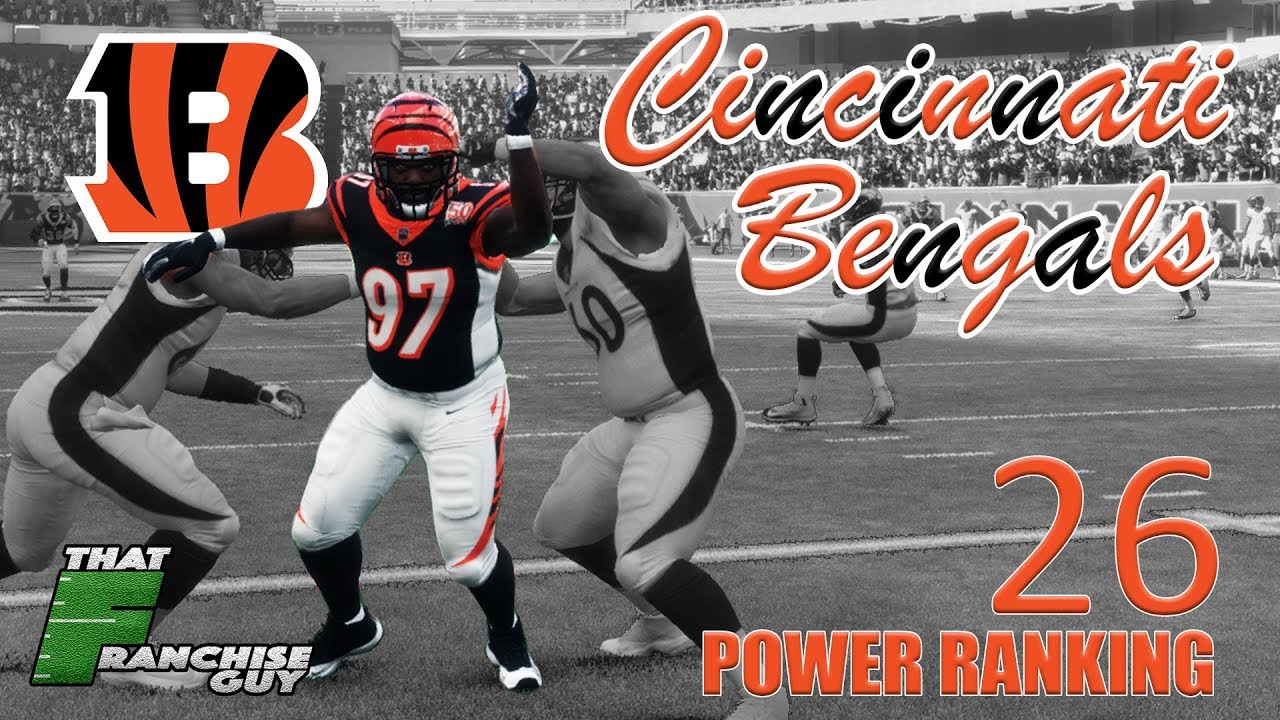 separation shoes ad5f4 a3ba8 DEEP DIVE Into The 2018 Cincinnati Bengals | Predictions, Positional  Grades, & More!