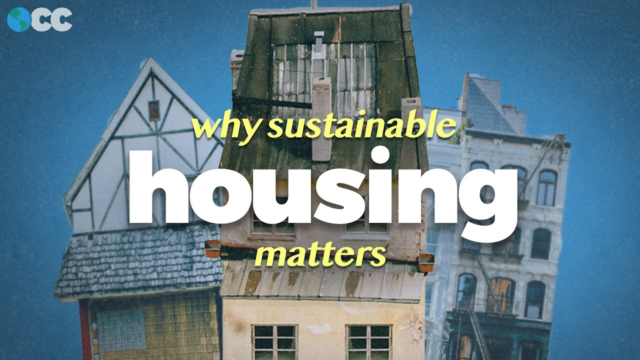 Why Sustainable Housing Matters (ft. @Aime Maggie)