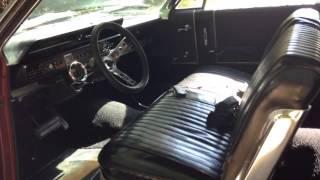 1966 Galaxie Dual Exhaust