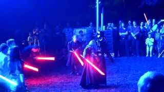 Lightsaber Fights | Star Wars Celebration Europe 2
