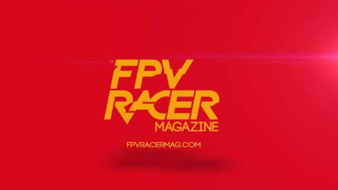 FPV Racer Magazine intro