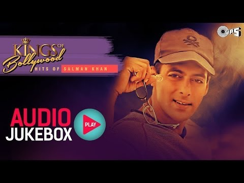 Superhit Salman Khan Songs  King of Bollywood  Audio Jukebox