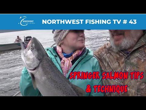 Springer Salmon Tips & Techniques (Wind River) | NWFRTV#43