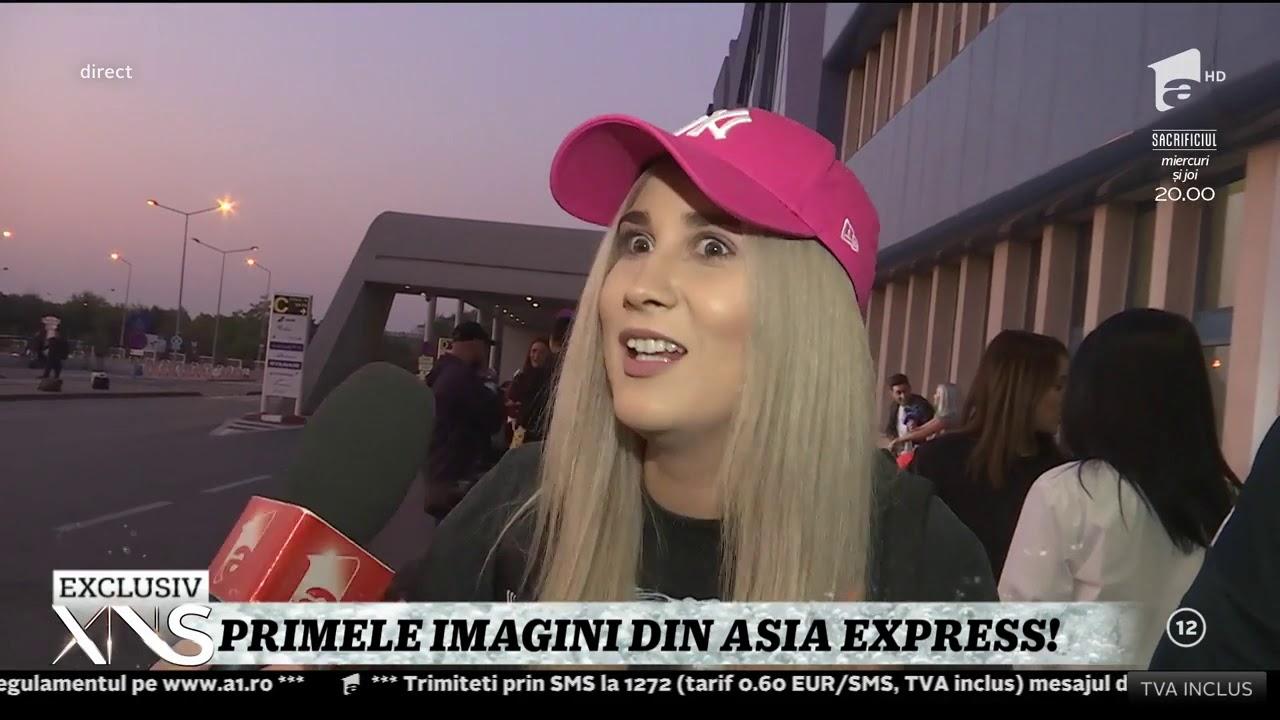 Asia express 2020 castigator