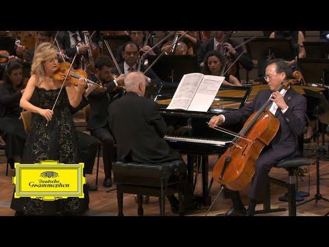Download Anne-Sophie Mutter, Daniel Barenboim, Yo-Yo Ma – Beethoven: Triple Concerto in C Major, Op. 56 No. 2