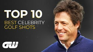 Top 10: CELEBRITY Shots from the Dunhill Links Championship | Golfing World
