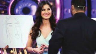 Salman Khan Gifts Painting To Katrina Kaif