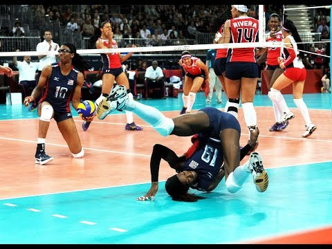 TOP 50 Best Womens Volleyball Libero Actions | The Best Libe