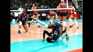 Top 50 best womens volleyball libero actions the in world unbeliveble digswe also recommend: 20 unbelievable somersault ...