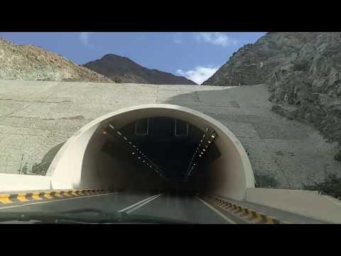 Sharja to  Kalba Road Tunnel(തുരഗം)  in United arab emirates